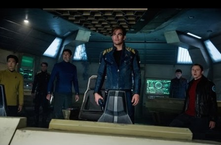 Star Trek Beyond crew