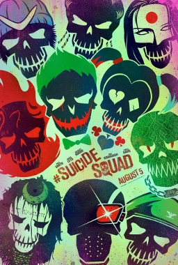 Suicide Squad poster (256x380)