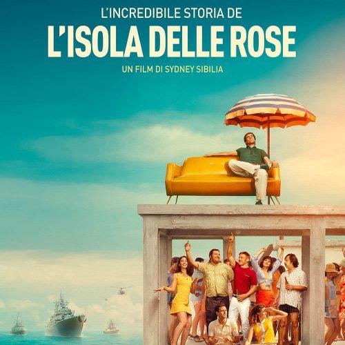 L'incredibile storia dell'Isola delle Rose. Leggi la recensione di cinemando del film Netflix.
