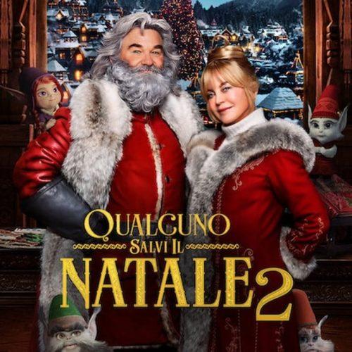 Qualcuno salvi il Natale 2. Leggi la recensione di cinemando.