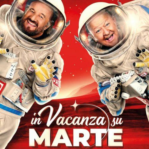 In vacanza su Marte. Leggi la recensione di cinemando del film con Christian de Sica e Massimo Boldi.