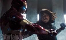 Iron Man y El Soldado de Invierno en 'Capitán América: Civil War' - Marvel/Disney.