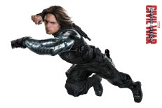 Marvel's Captain America Civil War Promo Art - Winter Soldier
