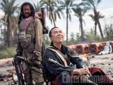 Rogue One A Star Wars Story - Jiang Wen - Donnie Yen