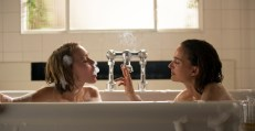 Lily Rose Depp y Natalie Portman - Planetarium