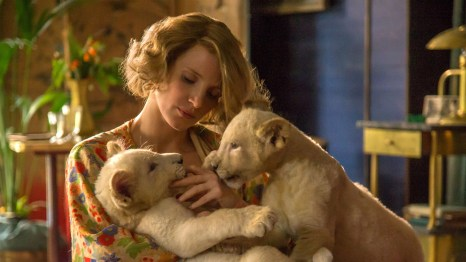 Zookeepers Wife - Jessica Chastain
