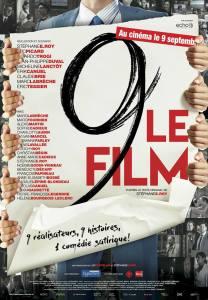9 le film affiche