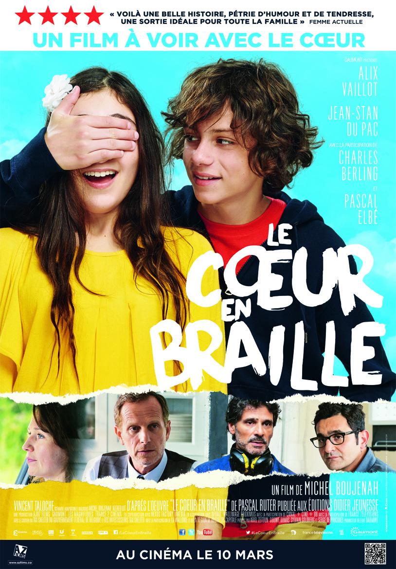 Coeur en braille_poster