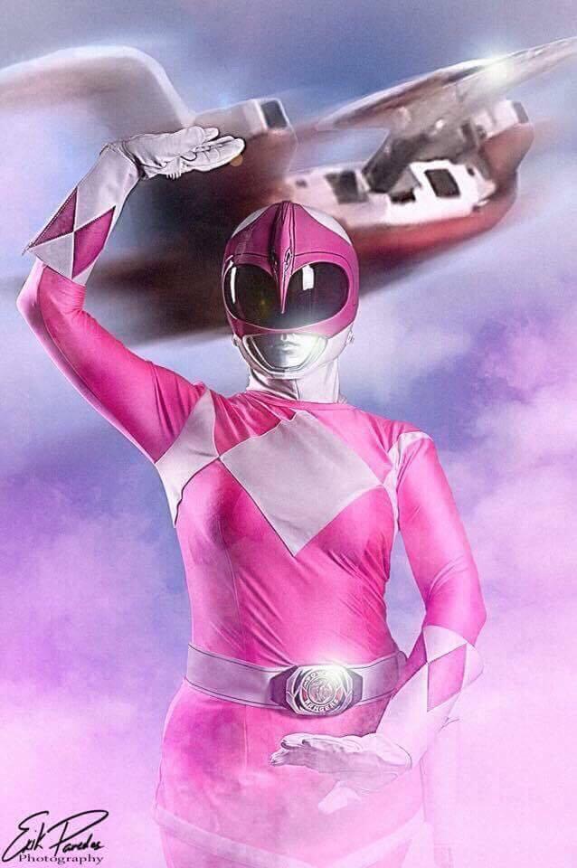 pink ranger 2