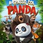 Locandina a spasso col panda
