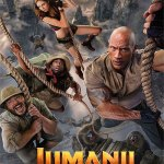 Locandina Jumanji The Next Level