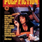 Locandina Pulp Fiction