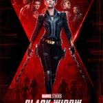 Locandina Black Widow