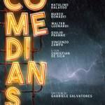 Locandina Comedians