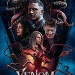 Locandina Venom La furia di Carnage