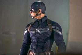 Chris Evans dans Captain America: Le soldat de l'hiver (2014)
