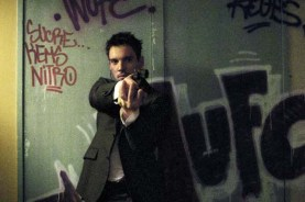 Jonathan Rhys Meyers dans From Paris with Love (2010)