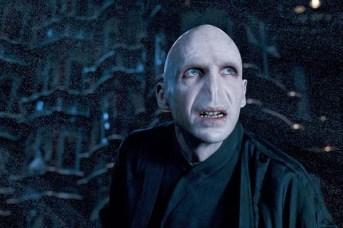 Ralph Fiennes dans Harry Potter et l'ordre du Phénix (2007)