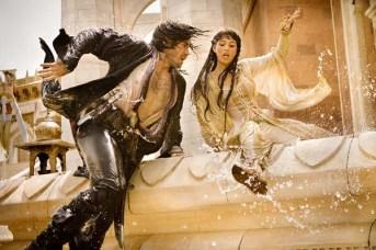 Jake Gyllenhaal et Gemma Arterton dans Prince of Persia: Les sables du temps (2010)
