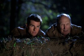 Tom Cruise et Robert Duvall dans Jack Reacher (2012)