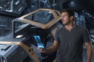 Chris Pratt dans Passengers (2016)