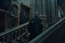 Ralph Fiennes dans Harry Potter et les reliques de la mort: 2ème partie (2011)
