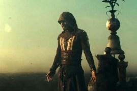 Michael Fassbender dans Assassin's Creed (2016)