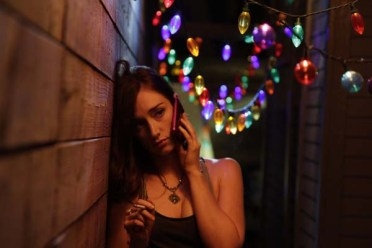 Najarra Townsend dans Contracted (2013)