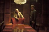 Anthony Hopkins et Josh Duhamel dans Misconduct (2016)