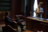 Al Pacino et Josh Duhamel dans Misconduct (2016)