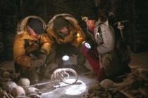 Ewen Bremner, Sanaa Lathan, et Raoul Bova dans Alien vs. Predator (2004)