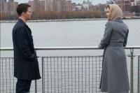 Mark Wahlberg et Catherine Zeta-Jones dans Broken City (2013)