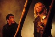 Antonio Banderas et Vladimir Kulich dans The 13th Warrior (1999)