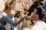 Antonio Banderas et Maria Bonnevie dans The 13th Warrior (1999)