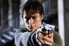 James McAvoy dans Wanted (2008)