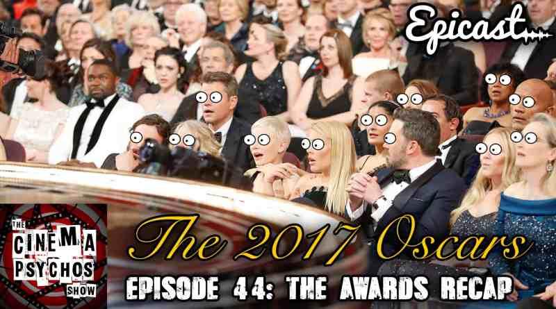 oscars 2017 ep 44