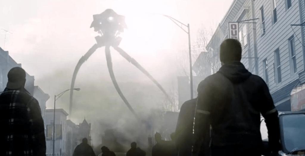 La Guerra de los mundos tiene uno de los deus ex machina más famosos