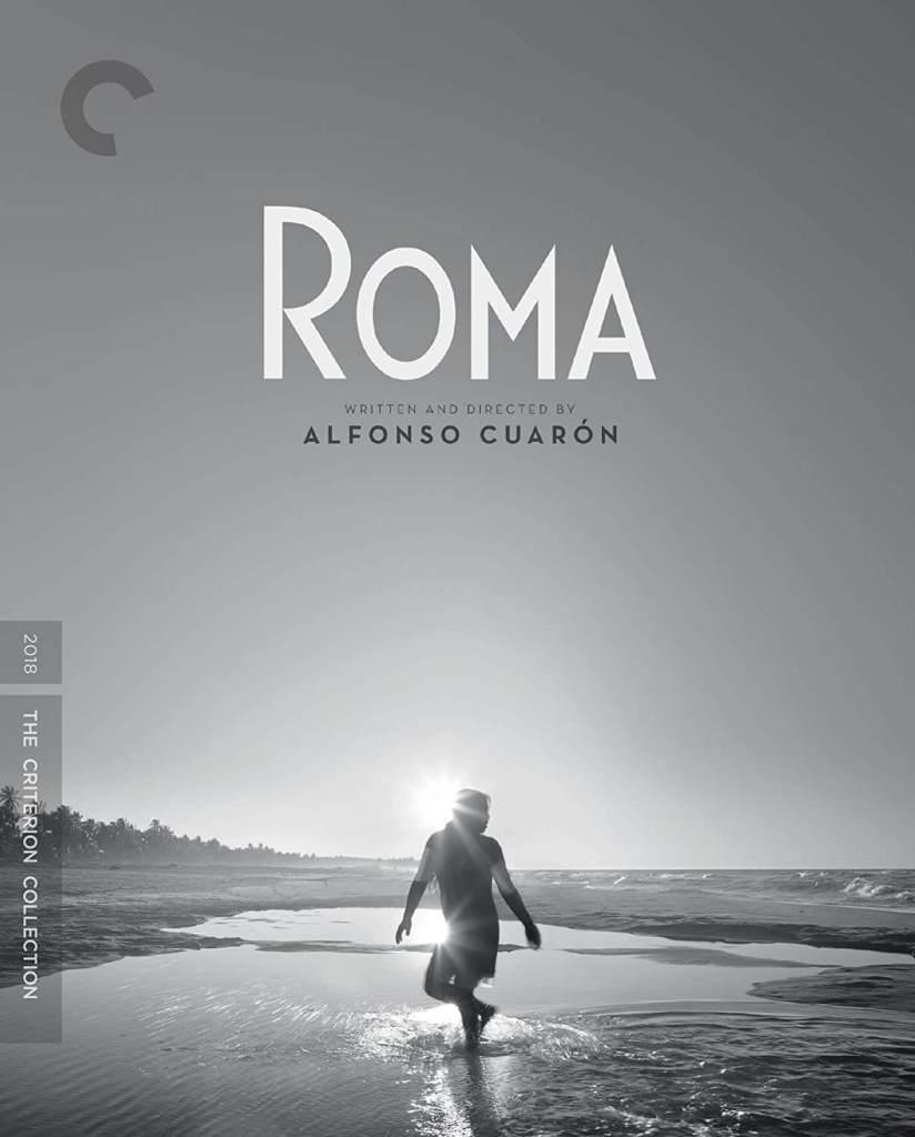 Roma película de Alfonso Cuarón edición Criterion Collection