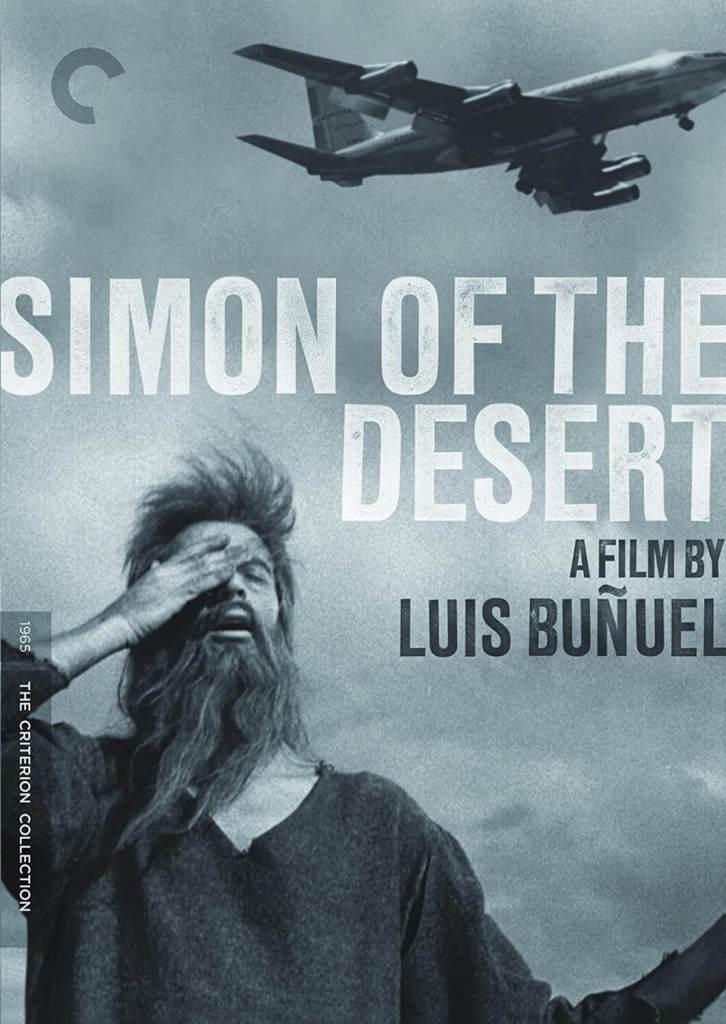 Simón del desierto edición Criterion Collection