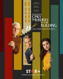Poster de Only Murders in the Building.
