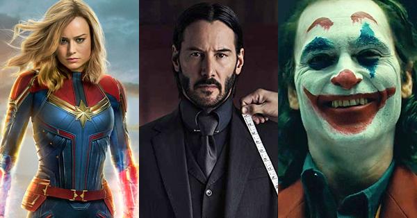 2019 movie release date schedule