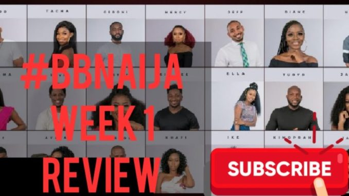 bbnaija highlights