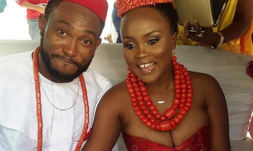 blossom chukwujekwu marriage