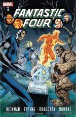 fantastic four marvel comic