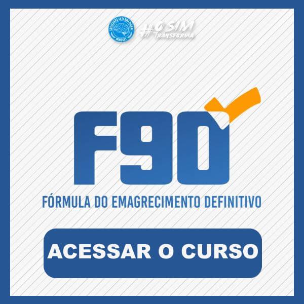 F90 FORMULA DO EMAGRECIMENTO