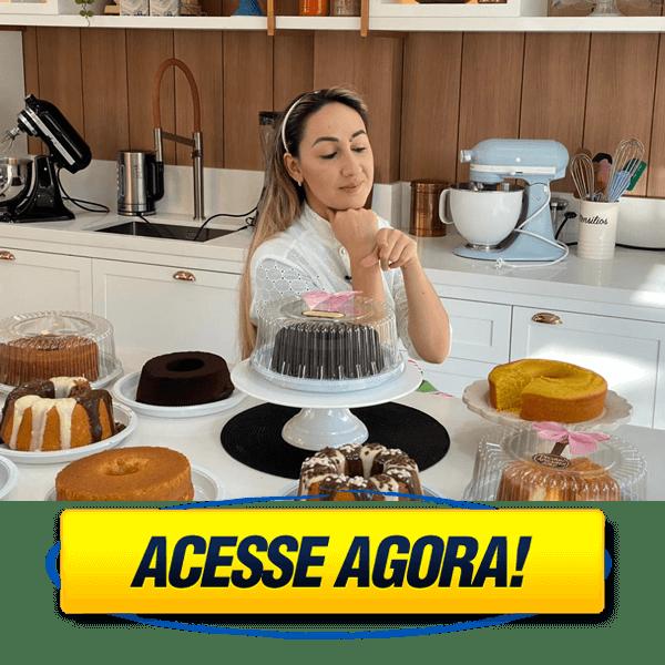 curso bolos caseiros 2.0 Marrara
