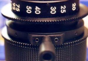 Angenieux 11.5-138mm custom zoom gear by CinemaTechnic