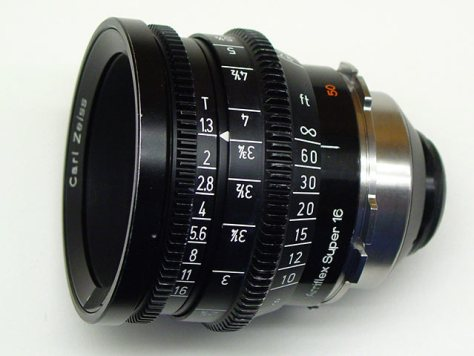 Zeiss Super Speed Planar 50mm T1.3 Mark III