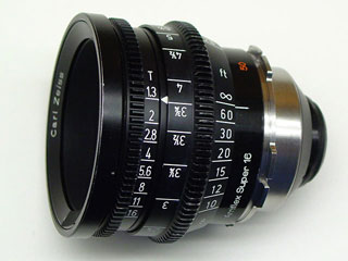 Zeiss 50mm T1.3 Mk III Super 16