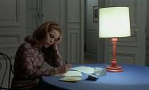 Christine has to redo Antoine's sarcastic letter